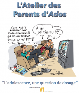 atelier parents d'ado